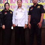 Ketua DPW BPI KNPA RI Sumsel Abdul Muhin,BSc, Himbau Jajarannya Untuk Menahan Diri