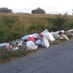 Akibat Buang Sampah Sembarangan, Desa Sambangrejo Terkesan Kumuh
