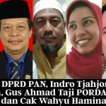 Ada Mulyadi, Indro, Gus Ahmad Taji Dan Wahyu Haminarko Calon Wawali Mojokerto 2022 Untuk Ning Ita (-1-)