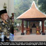 Gus Haji Mas Sulthon Mengucapkan Selamat HUT POMAD Ke-75