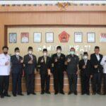 Bupati Nias Barat Lantik  Pejabat Pimpinan Tinggi Pratama Eselo II.B di Lingkungan Pemkab. Nias Barat.